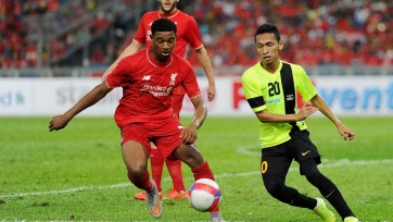 «Ливерпуль» расписал мировую со звёздами Малайзии