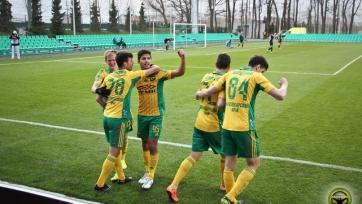 «Молодёжка» «Кубани» добыла викторию в игре с «Тереком»