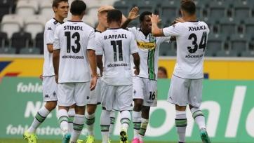Менхенгладбахская «Боруссия» переиграла «Порту»