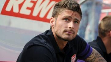 Оливье Жиру остается в «Арсенале» до 2018-го года
