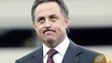 Виталий Мутко занял 35-е место в списке самых влиятельных персон мирового футбола