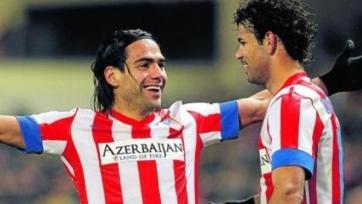 Диего Коста верит в перспективы Фалькао в «Челси»