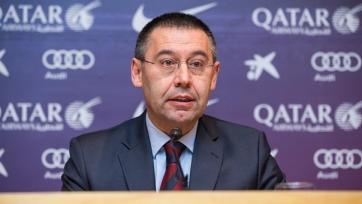 Бартомеу: «Ван Гаал умеет выжимать максимум из своих футболистов»