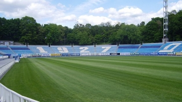 «Заря» начнёт свой европейский путь на стадионе имени Лобановского