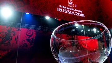 Состоялась жеребьёвка отборочного турнира ЧМ-2018 в африканской зоне