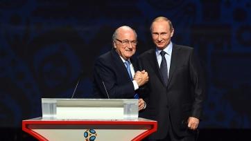 Путин: «У нас есть хорошая возможность показать миру многогранную Россию»