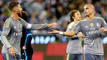 Пепе: «Рамос любит «Реал» и никуда он не уйдёт»