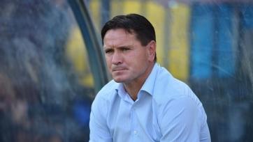 Аленичев: «Ребята сыграли строго и дисциплинированно»