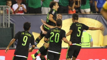 Мексика выиграла «Золотой Кубок КОНКАКАФ»
