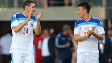 Головин и Чернов приступили к тренировкам в стане ЦСКА