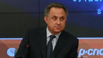 Официально: Мутко и Лебедев - единственные кандидаты на пост президента РФС