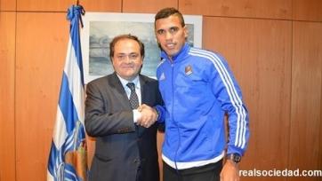 Официально: Жонатас сменил «Эльче» на «Реал Сосьедад»