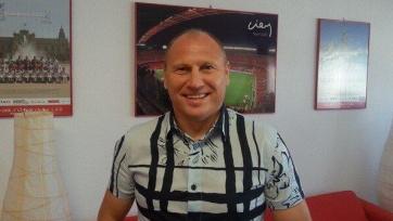Черышев продолжит работу в «Севилье»