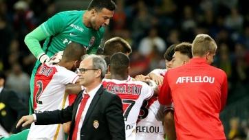 «Монако» на выезде обыграл «Янг Бойз»
