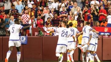 «Челси» в серии пенальти оказался сильнее «Барселоны»