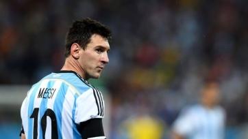 Месси точно пропустит следующую игру сборной Аргентины