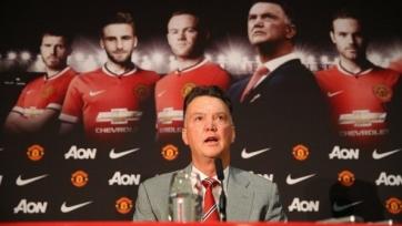 Луи ван Гаал: «На позиции центрфорварда будет играть Руни»