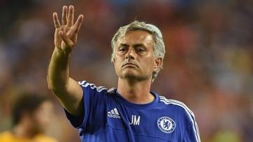 Моуринью: «Встреча с «Барселоной» стала хорошей проверкой для нас»
