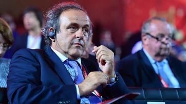 ФФУ поддержит Платини на президентских выборах ФИФА