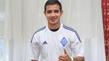 Дерлис Гонсалес начнёт тренироваться с «Динамо» только через неделю