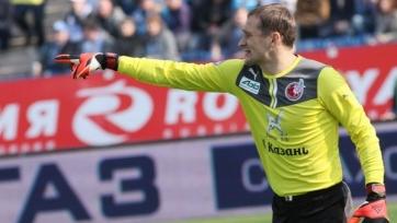 Сергей Рыжиков проводит 50-й матч в еврокубках
