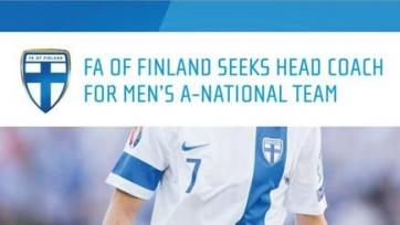 Сборная Финляндии ищет главного тренера по интернету