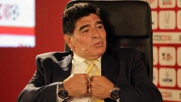 Марадона: «Моя главная цель – победить мафию»