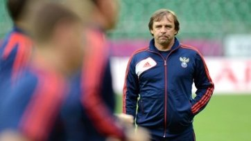 Бородюк: «Не комментирую свое возможное назначение в сборную»