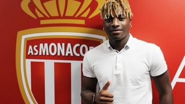 «Монако» подписал форварда «Сент-Этьена»