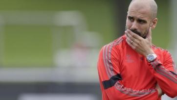 Гвардиола ещё не знает, останется ли он в «Баварии» после 2016-го года