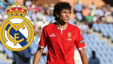 Официально: «Реал» приобрел Хесуса Вальехо