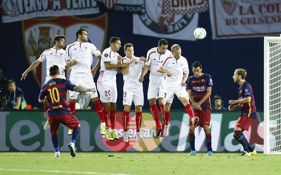 Выставка безумия. 5 выводов Суперкубка УЕФА