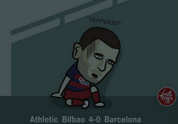 Моя оборона. Что происходит с защитой «Барселоны»