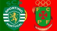 Спортинг - Пасуш Феррейра (1:1) (22.08.2015) Обзор Матча