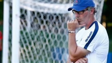 Блан: «Далеко не все смогут сыграть с «Лионом» в матче за Суперкубок»