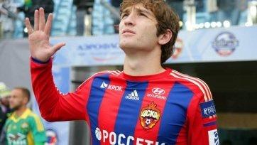 ЦСКА одержал третью победу подряд