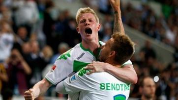 «Вольфсбург» выиграл Cуперкубок Германии!