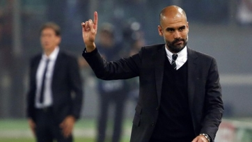 Хосеп Гвардиола поздравил «Вольфсбург»