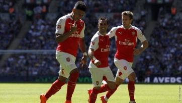 «Арсенал» оставляет Суперкубок Англии у себя
