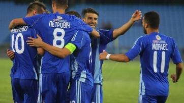 УПЛ: «Динамо» на последних минутах вырвало победу в Одессе