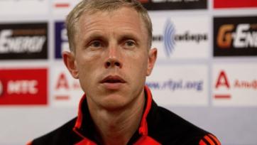Олег Василенко также претендует на место в «Тосно»