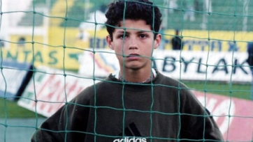 Криштиану Роналду: «В детстве я и не помышлял о профессиональной карьере»