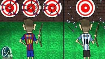 No Messi, no Party – Аргентина без Месси неинтересна соперникам