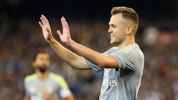 Черышев отправится с «Реалом» на Audi Cup