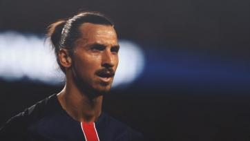 Златан Ибрагимович может пропустить начало сезона в Лиге 1