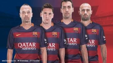Хавьер Маскерано стал третьим вице-капитаном «Барселоны»
