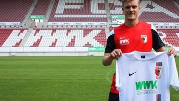 Официально: Филипп Макс – игрок «Аугсбурга»
