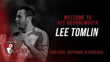 Официально: Ли Томлин – футболист «Борнмута»
