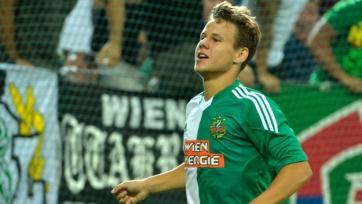 Венский «Рапид» выбил «Аякс» из Лиги чемпионов