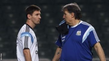 Мартино: «На месте Месси давно бы прекратил выступления за аргентинскую сборную»